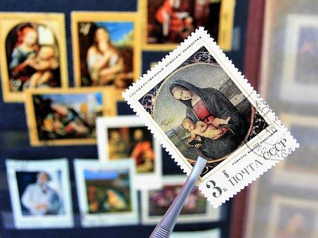 Manipulez des timbres avec une pince à tampon